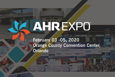 Modine Coatings attending the 2020 AHR Expo in Orlando!
